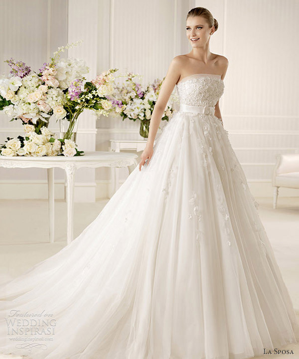 Wedding Gown 2013: Honey Buy: La Sposa 2013 Wedding Dresses