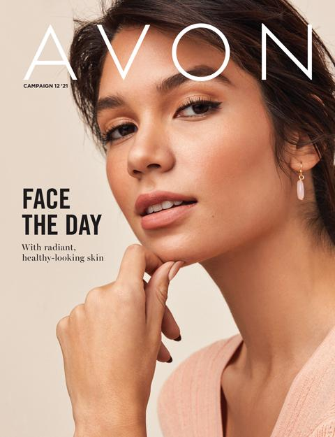 AVON Campaign 11 Brochure 2021 - Face The Day!