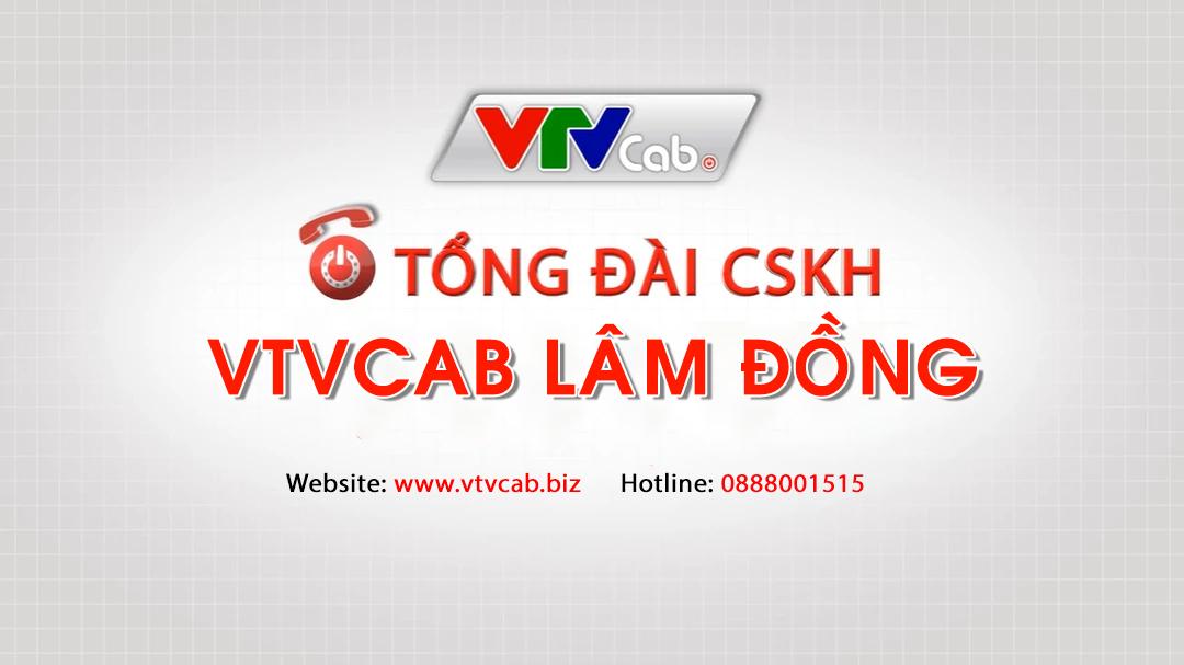 VTVcab Lâm Đồng - Chi nhánh Truyền hình cáp Việt Nam