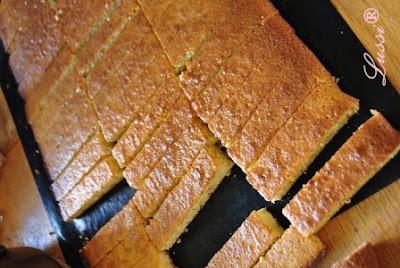 حلوة ساندو بالبسكويت هشة ورائعة