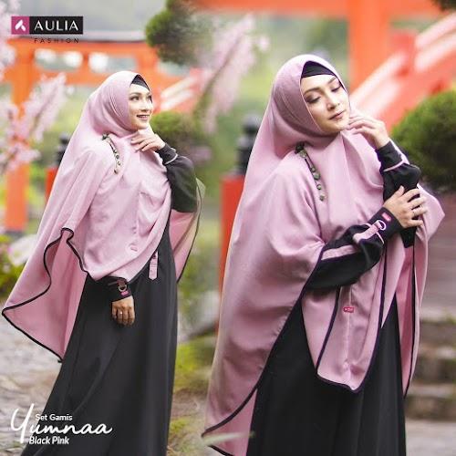 Yumna Black Pink