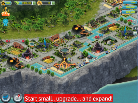 City Island 3 Mod Apk Android Unlimited Money terbaru gratis download,