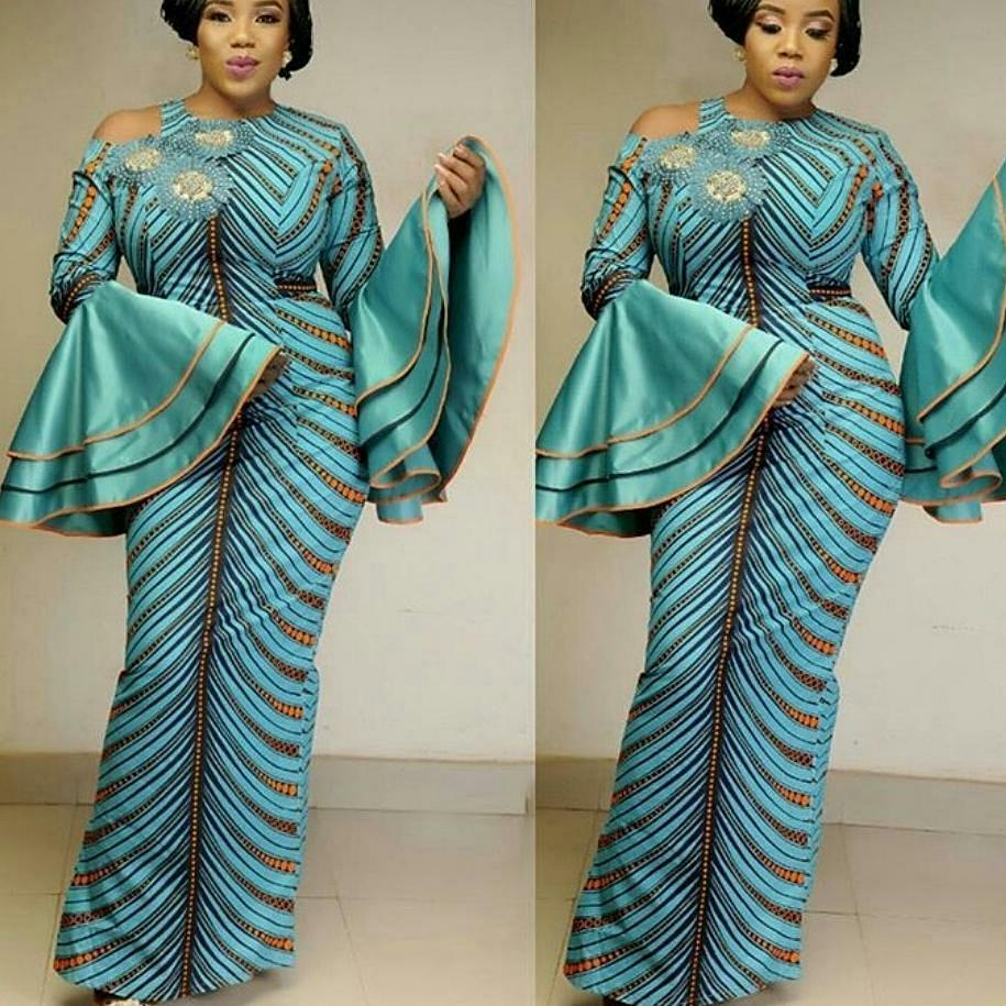 Breath Taking Ankara Styles 2018 we are Crushing on this Week ...