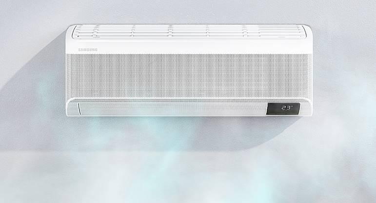 Samsung AR9500T Wind-Free Air Conditioner Model