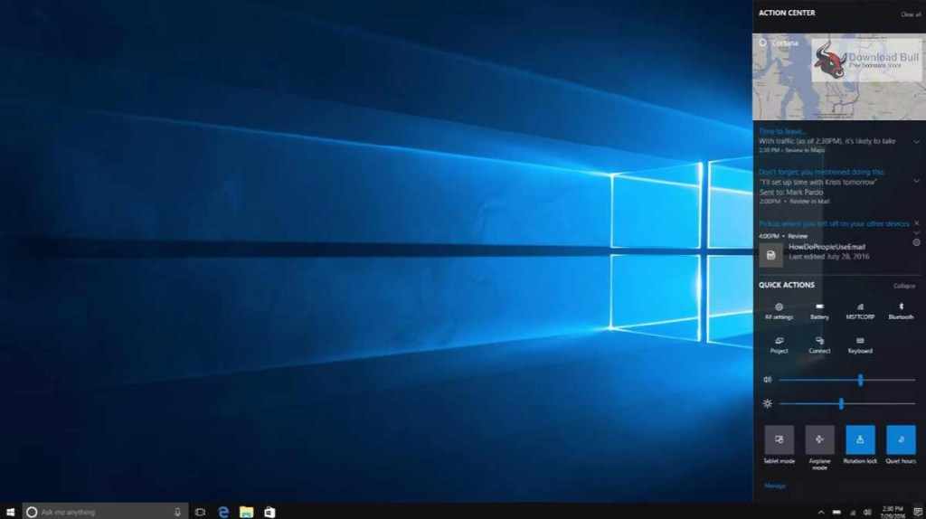 Getintopc Download Free Your Desired App: Windows 10 All In One Free