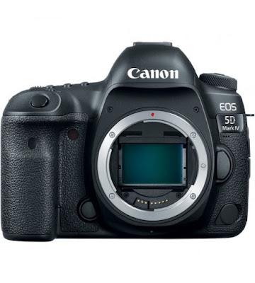 Canon EOS 5D Mark IV DSLRダウンロードフルドライバー