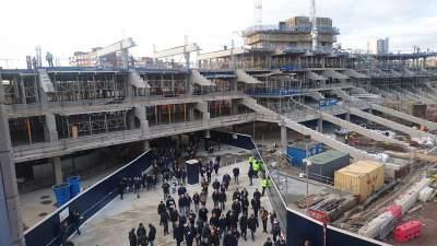 New Stadium - 1 Video 32 Photos