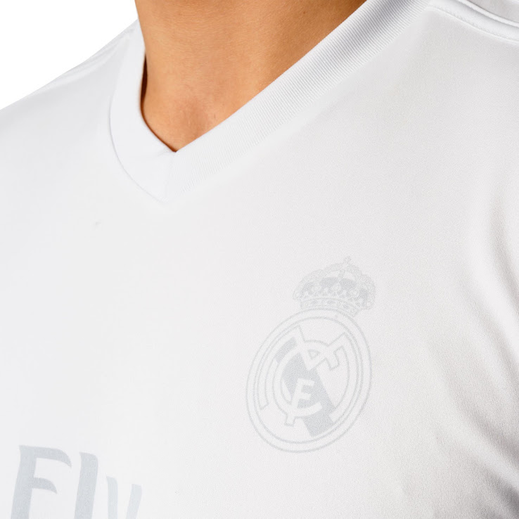 79c1e15ee Real Madrid Debuts Unique Adidas Parley Kit - Footy Headlines