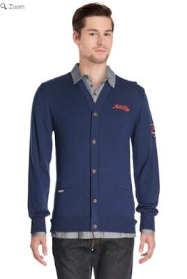 jersey original azul