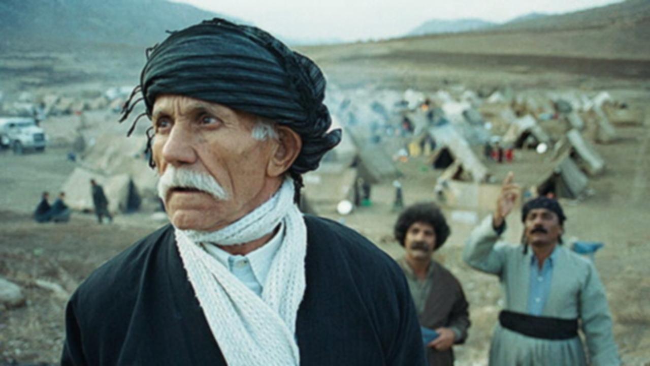 Cena de Exílio no Iraque, 2002 (Bahman Ghobadi)
