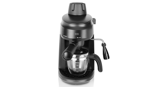 Black & Decker BXCM0401IN Espresso and Cappuccino