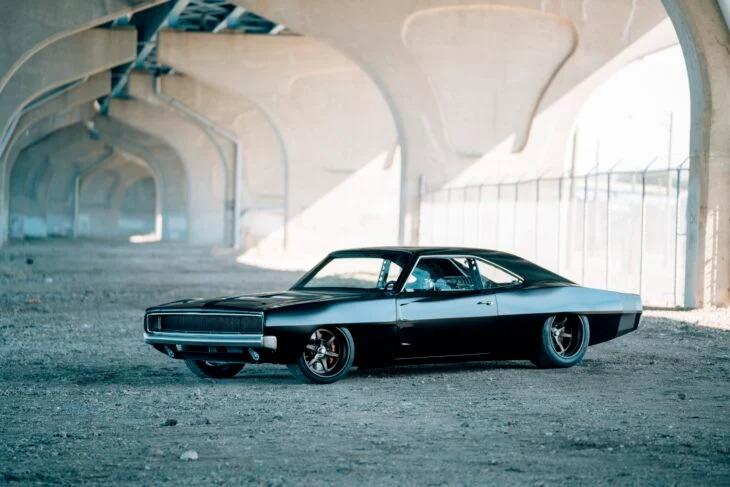 La réplica del Dodge Charger de Toretto en F9 está a la venta