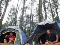 Tempat Kamping Asyik di Hutan Pinus Gunungsari Pati