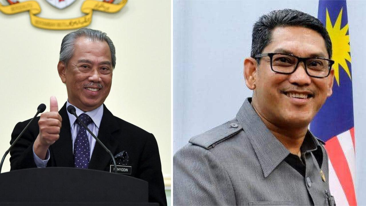 Dato Seri Ahmad Faizal dilantik sebagai Penasihat Khas Perdana Menteri Bertaraf Menteri