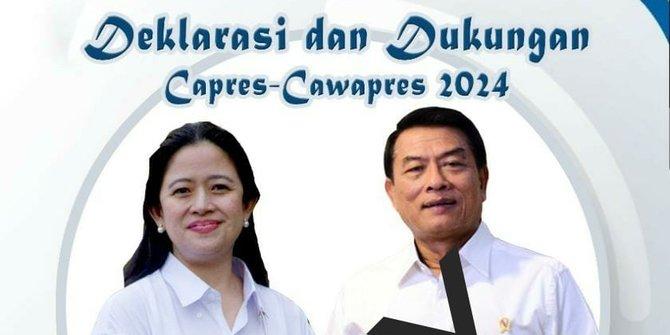 Kubu AHY Bantah Bikin Poster Puan-Moeldoko: Yang Berambisi Jadi Capres Itu Siapa??
