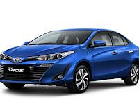 Toyota New Vios Membawa Trobosan Desain Terbaru Masa Kini