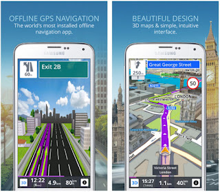 Sygic GPS Navigation 18.3.0 Android + DATA + MAPS Apk