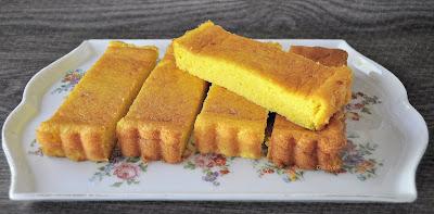 Polenta-Limetten Kuchen