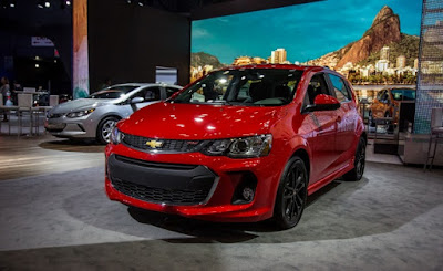 Chevrolet Sonic 2018 Review, Specs, Price