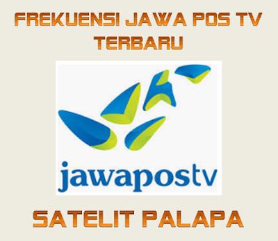 Frekuensi Jawa Pos TV Terbaru