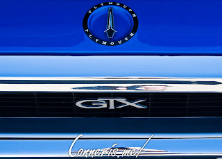 Plymouth GTX Front Badge
