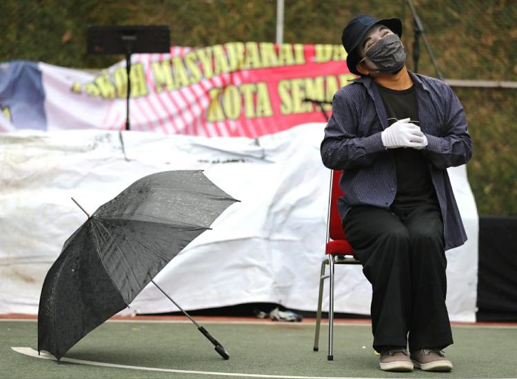 Panggung Kahanan Fasilitasi Seniman Tetap Berkarya Ditengah Pandemi Covid-19
