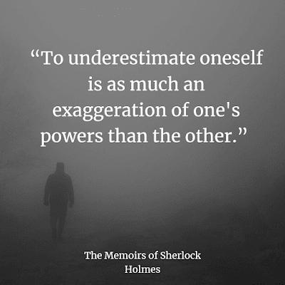 Sherlock Holmes Quotes by Arthur Conan