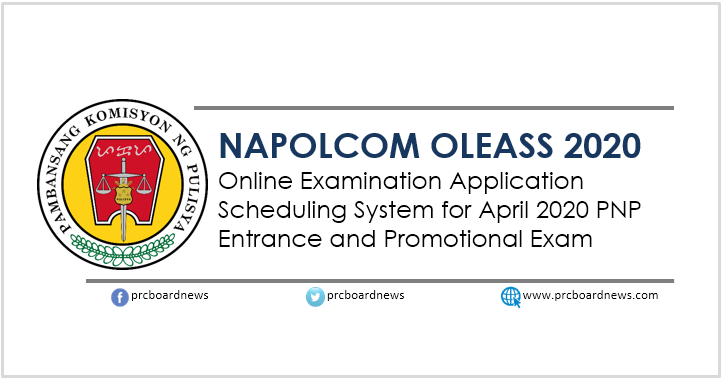 NAPOLCOM Online Registration 2020 OLEASS Application