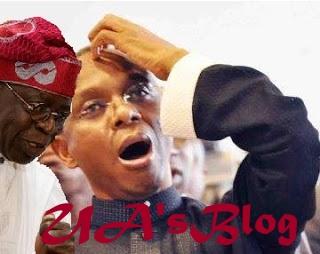 2019: El-rufai In Plot To Frustrate Tinubu, Demolishes APC Senator's House In Kaduna