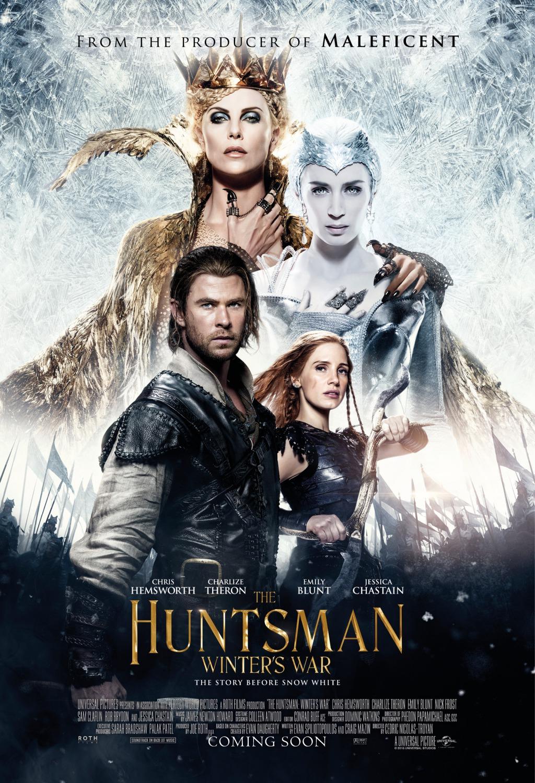Nonton Film The Huntsman Winters War (2016)