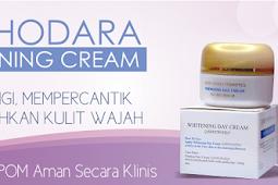 Yashodara Cream - Krim Pemutih Wajah Sangat Aman Berbahan Alami