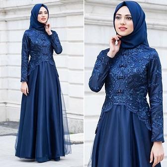 34+ Model Kebaya Muslim Modern Terbaru Cantik Dan Elegan
