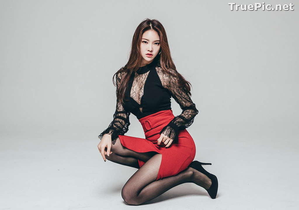 Image Korean Beautiful Model – Park Jung Yoon – Fashion Photography #8 - TruePic.net - Picture-10