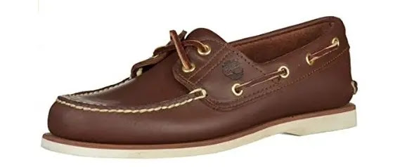 6- Timberland Earthkeepers Heritage 2 Eye Boat Shoes for Men