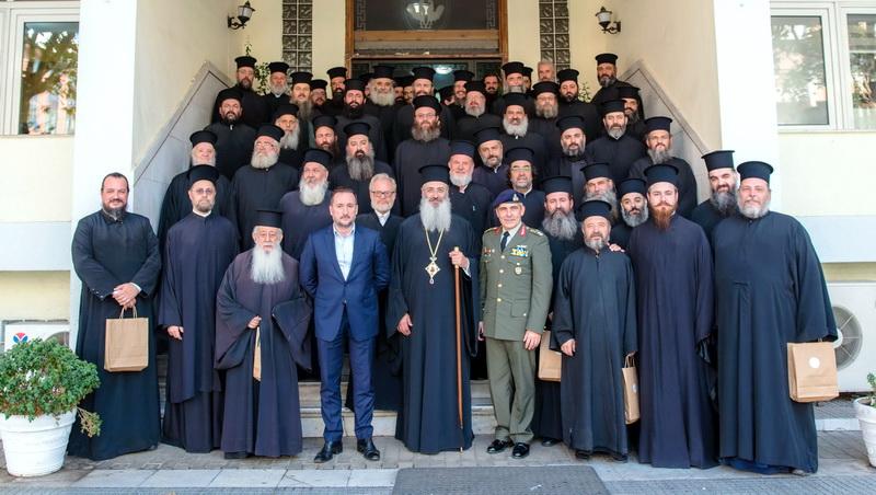 Εορτασμός επετείου 15 ετών Αρχιερατείας του Μητροπολίτου Αλεξανδρουπόλεως κ. Ανθίμου