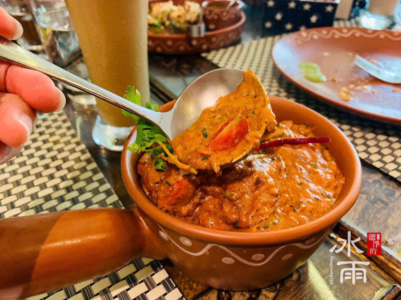 莫夏印度餐廳Moksha|雞肉咖哩