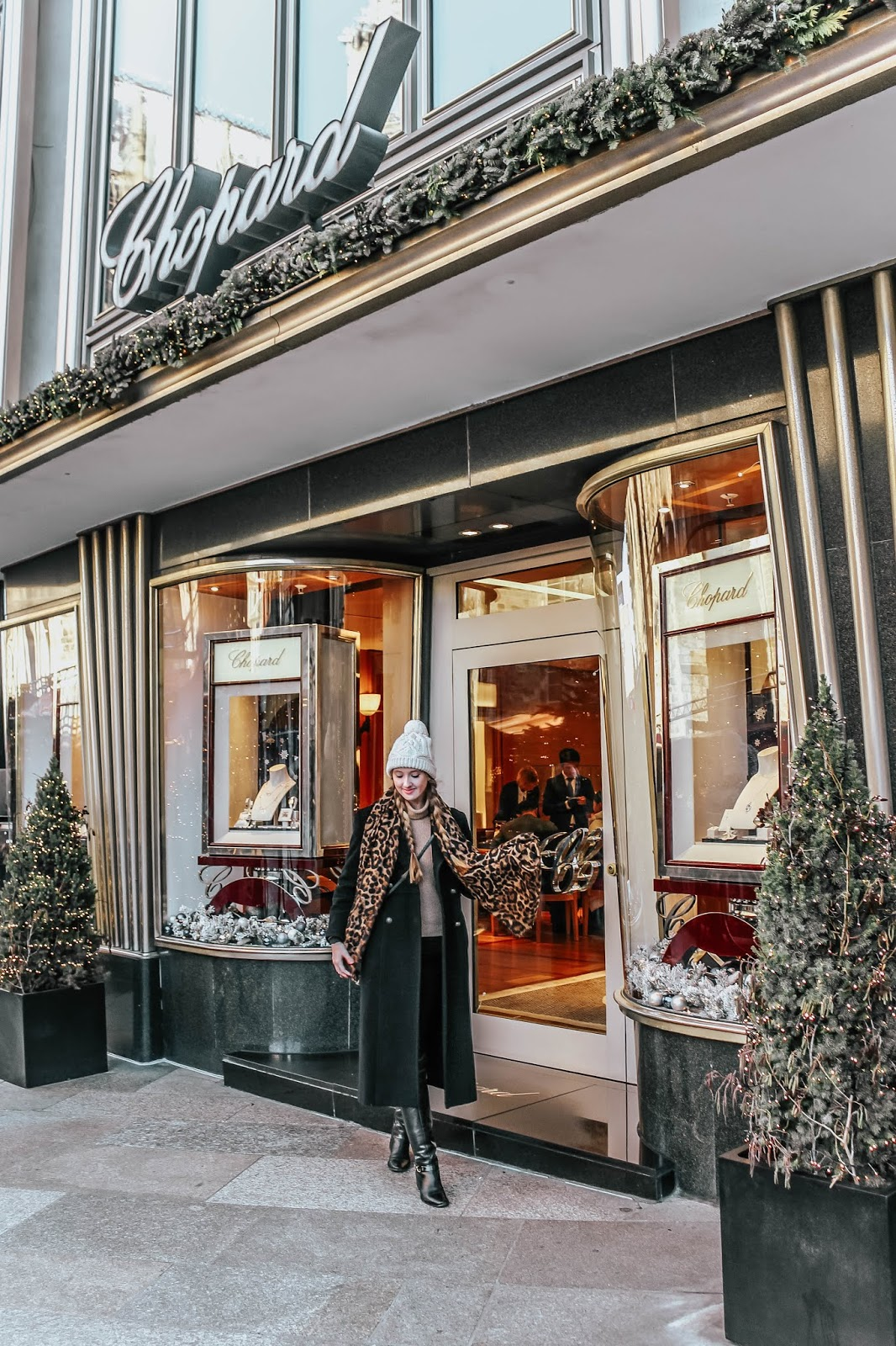 Germany Cologne Chopard Shop