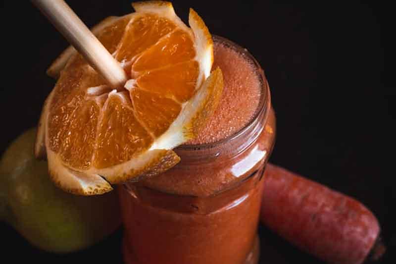 هل من الصحي شرب عصير البرتقال؟