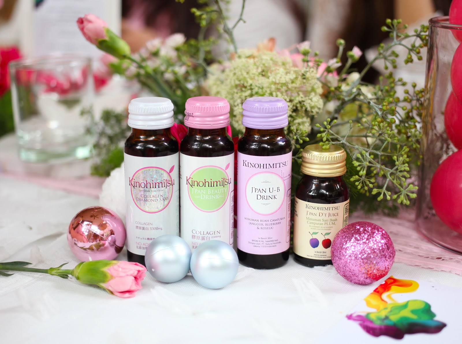 Lily Zhen - One Thing at a Time and Conquer the World: How to Drink Collagen?    KINOHIMITSU