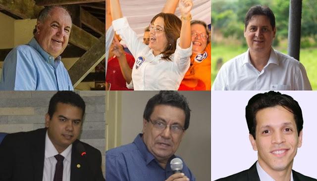 Seis candidatos devem ser confirmados na disputa pela prefeitura de Escada, e 15 partidos deverão participar da eleição