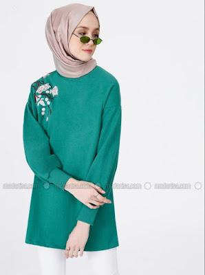 Hijab Long Printemps-été 2018