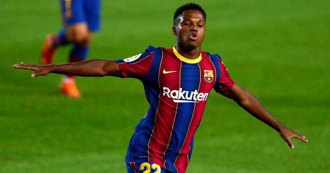 He is not Messi: Real Madrid fans not worried about Ansu Fati's emergence at Barcelona