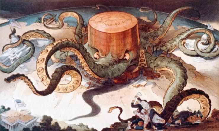 El monopolio de Standard Oil Company