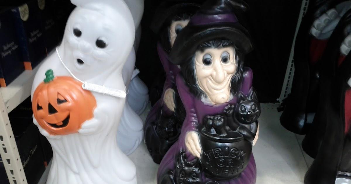 Menards Has Gone Halloween Already