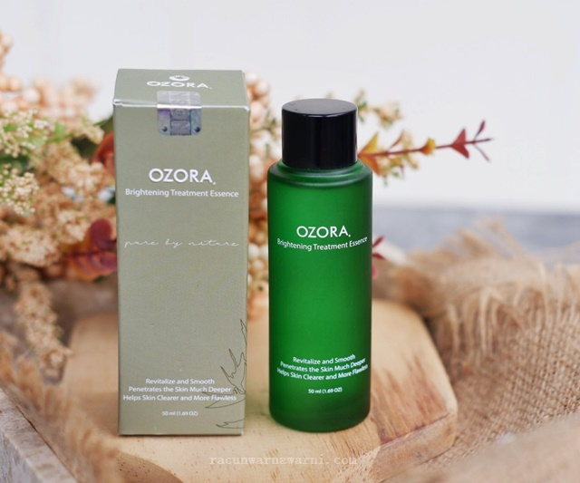 Ozora Brightening Treatment Essence