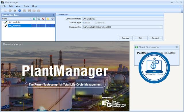E2G PlantManager v3.0.1