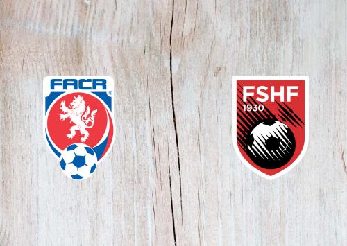 Czech Republic vs Albania -Highlights 08 June 2021