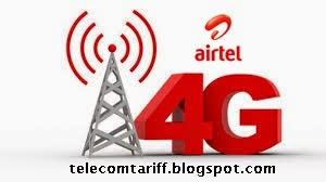 Airtel upgrades 3G network with 4G services