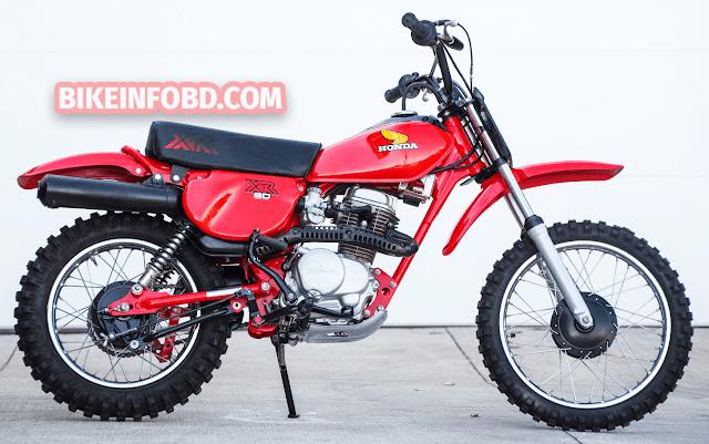 1981 Honda XR80