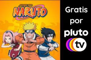 Naruto Plutotv